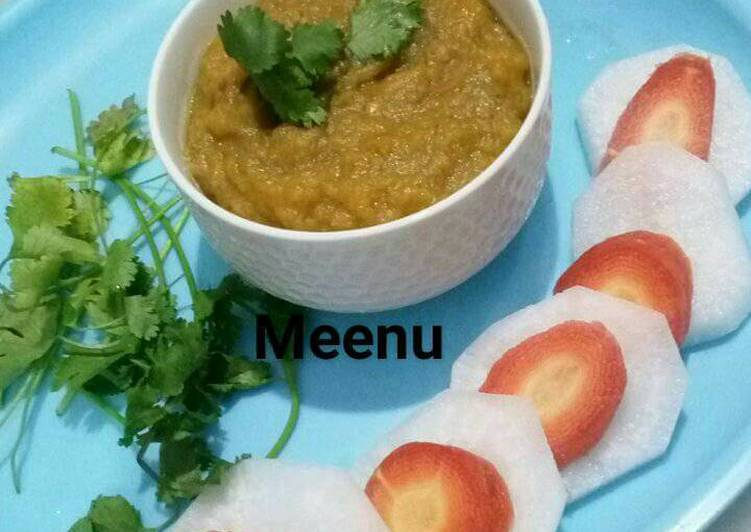 15 Minute Simple Way to Prepare Super Quick Homemade Shalgam bhartha