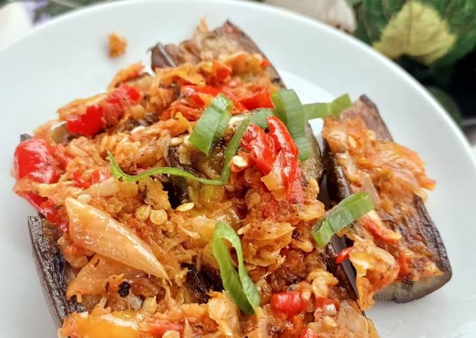 Sambal terong (menu diet)