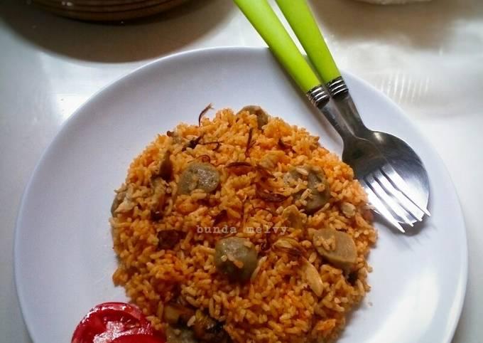Nasi Goreng Balado