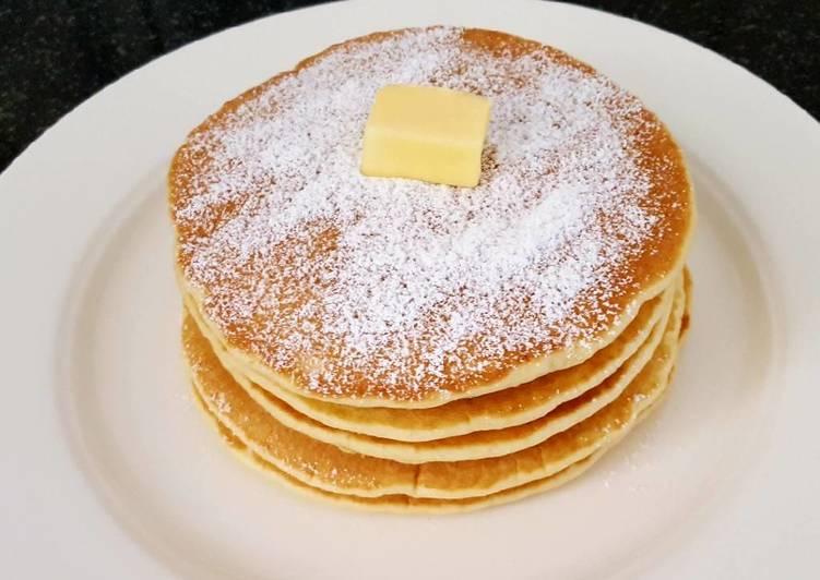 Sourdough pancake