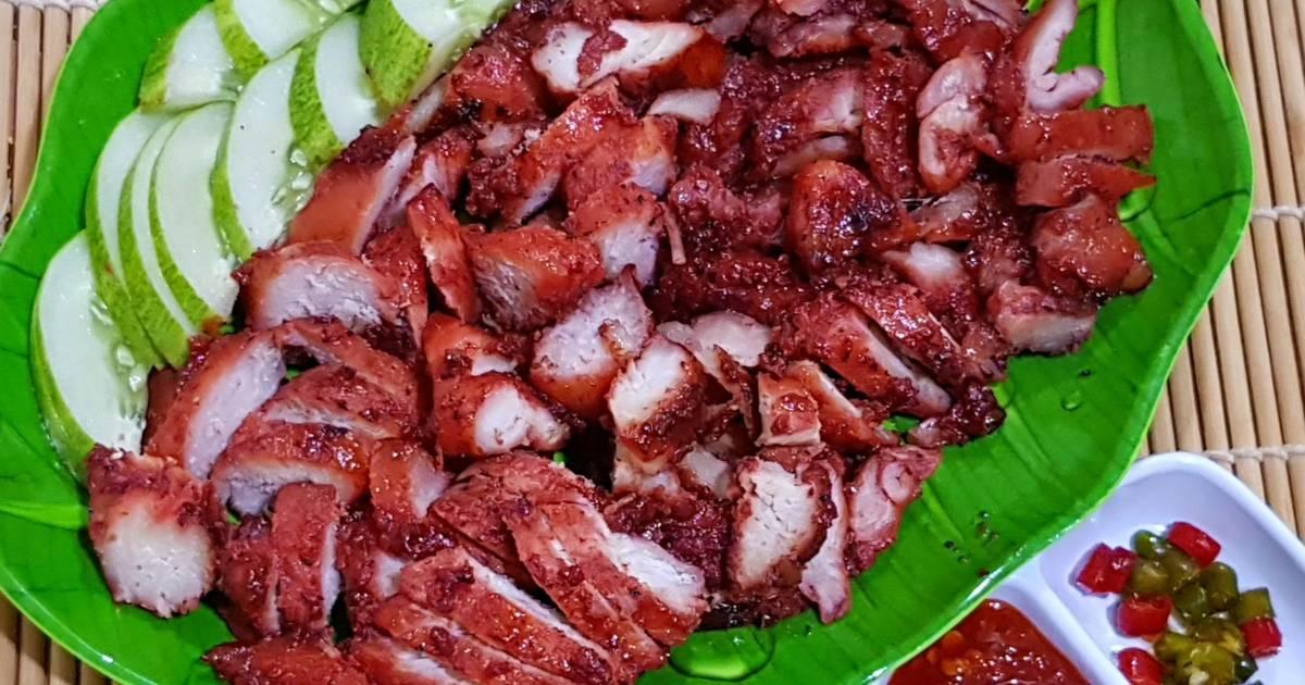 93 Resep Chicken Char Siu Enak Dan Sederhana Ala Rumahan Cookpad