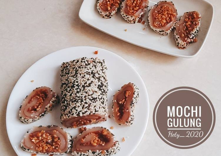 Mochi Gulung - cookandrecipe.com