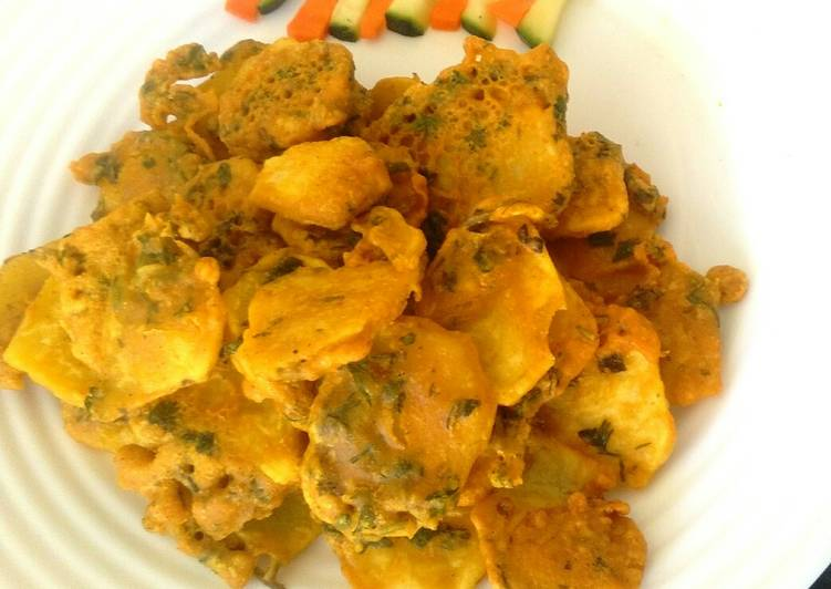 How to Make Yummy Bhajia #christmas revival