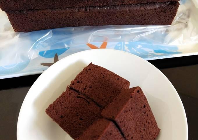 Brownies Kukus Putih Telor