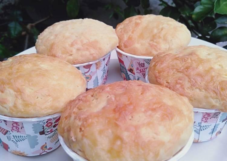 Resep Muffin Yogurt Cheese Paling Gampang