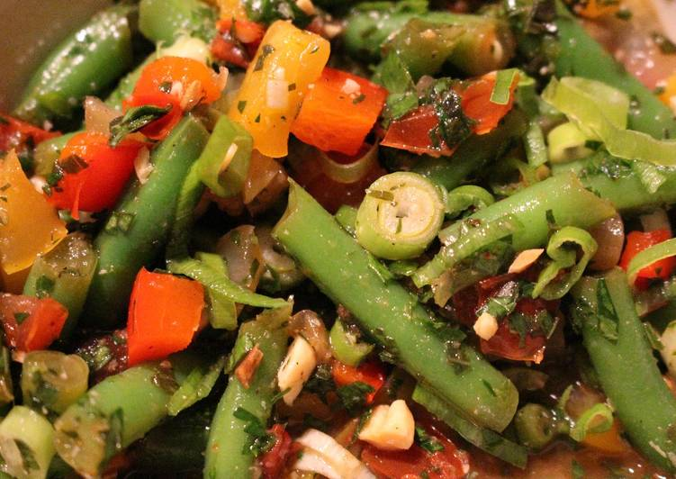 How to Make Ultimate Thai Green Bean Salad