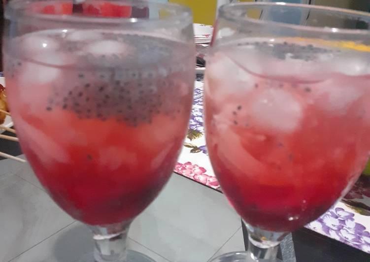 Es Kelapa kw selasih hydro coco