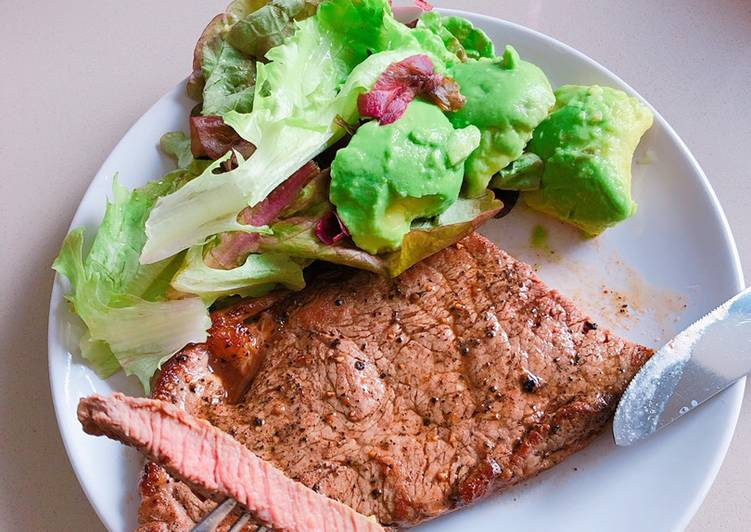 Recipe of Any-night-of-the-week How to make tasty steak in 6 minutes