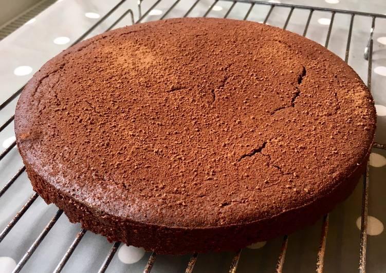 Recipe of Favorite Dark Chocolate Torte ❤️🍫