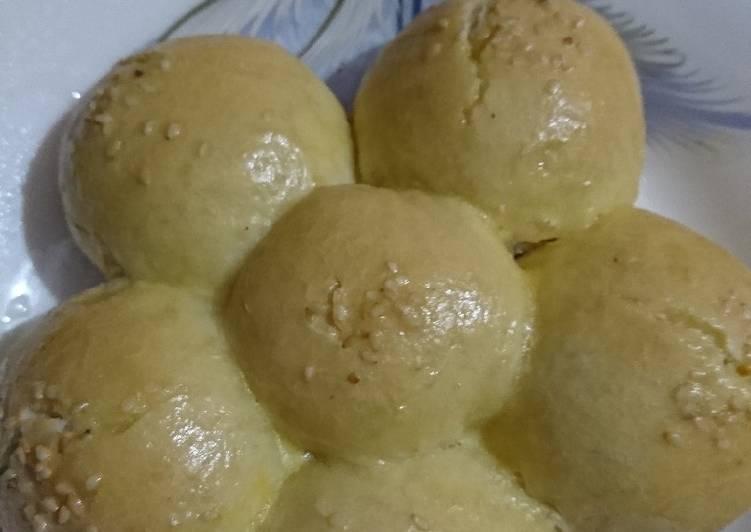 Recipe: Yummy Sweet bun glaze