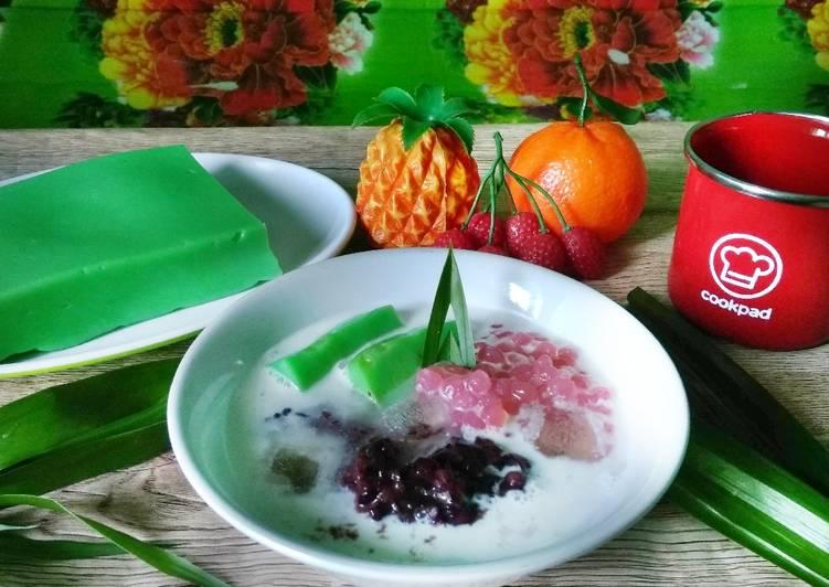 Resep Es Bongko Khas Pontianak Oleh Asmi Yulianti Wartiningsih Cookpad