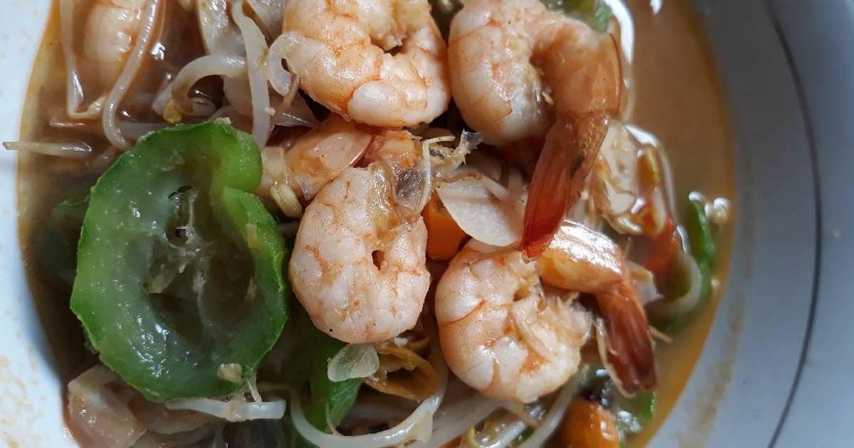 Resep Tumis Oyong Udang Oleh Santi Cookpad