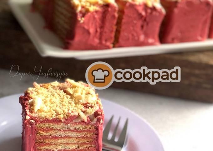 CheeseKut Ala Pink Velvet