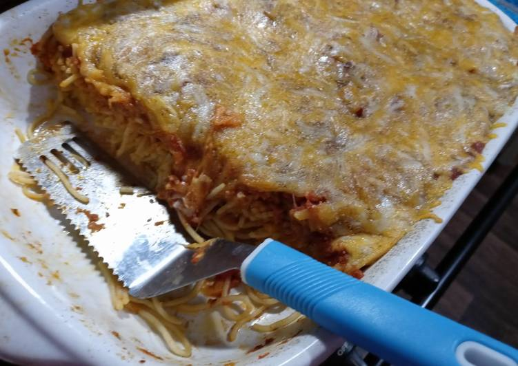 7 Easy Ways To Make Baked Spaghetti