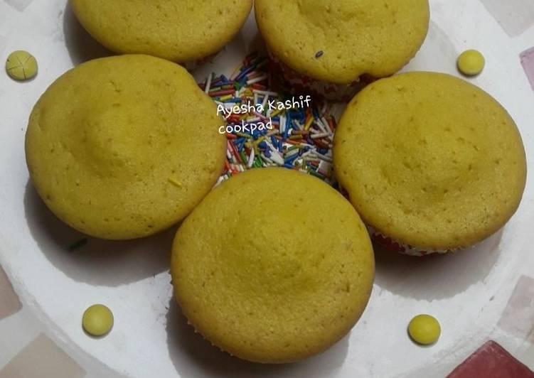 Recipe of Award-winning Mango cupcakes