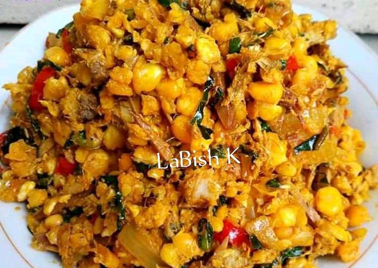 Learn How to Improve Your Mood with Food Mashed Fresh Corn Pottage