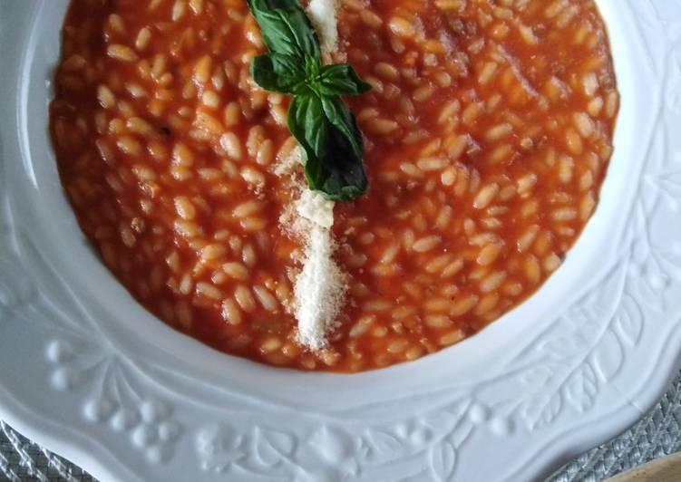 Ricetta Risotto alla bolognese