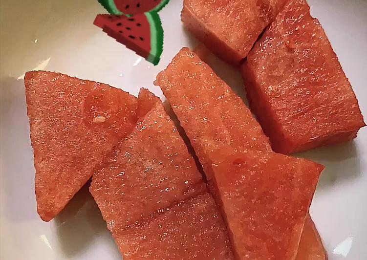 Puding Semangka Thailand