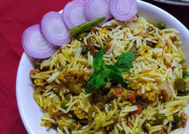 Recipe of Ultimate Hyderabadi dum biryani
