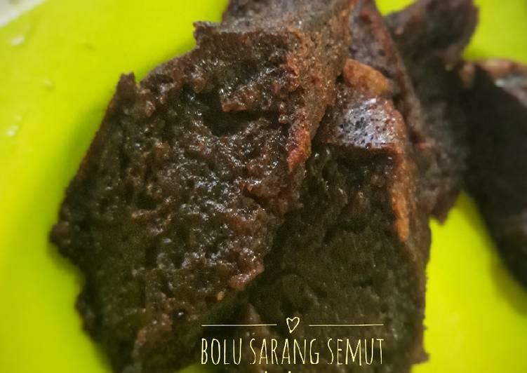cara mengolah Bolu sarang semut - Sajian Dapur Bunda