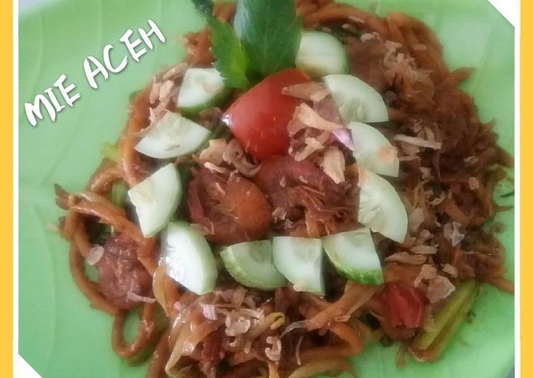 Mie Aceh Sederhana