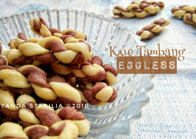 Kue Tambang Eggless