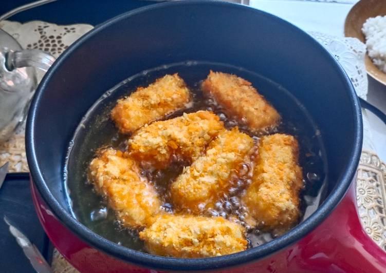 Nugget ayam simpel banget