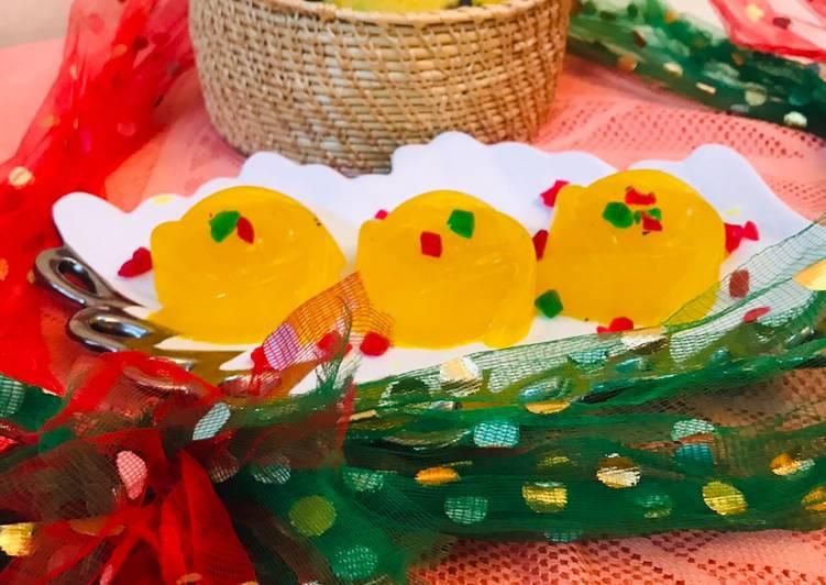 Easiest Way to Prepare Award-winning Mango 🥭 jelly