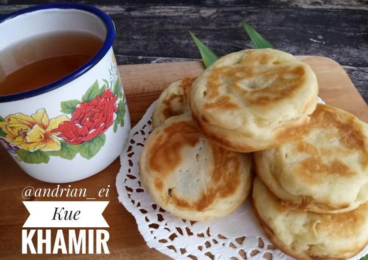 Kue Khamir (Kue Kamir) - cookandrecipe.com