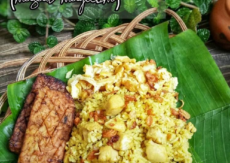 Nasi Kebuli Ayam (masak magicom) - cookandrecipe.com