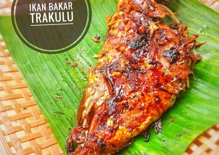 Ikan Bakar Trakulu