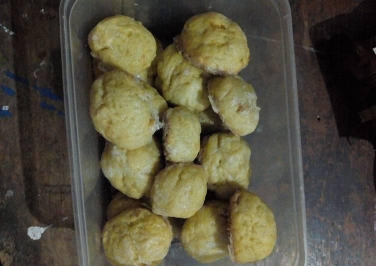 Citrus cookies/lemon-orange cookies/kukis lemon-jeruk