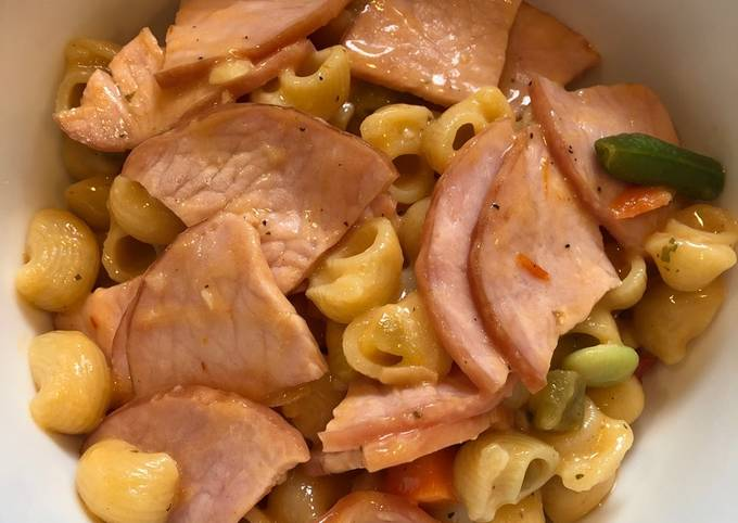How to Cook Perfect Canadian Bacon and Ranch Pasta