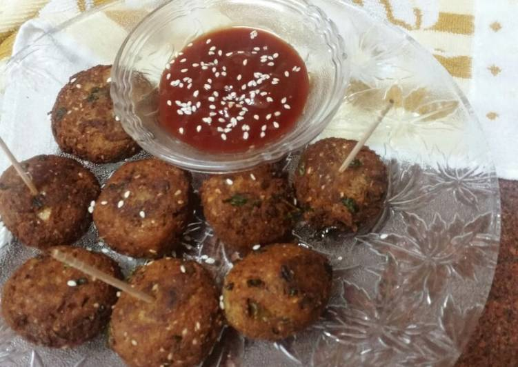 10+ Dinner Easy Cooking Falafel or chickpeas bolls