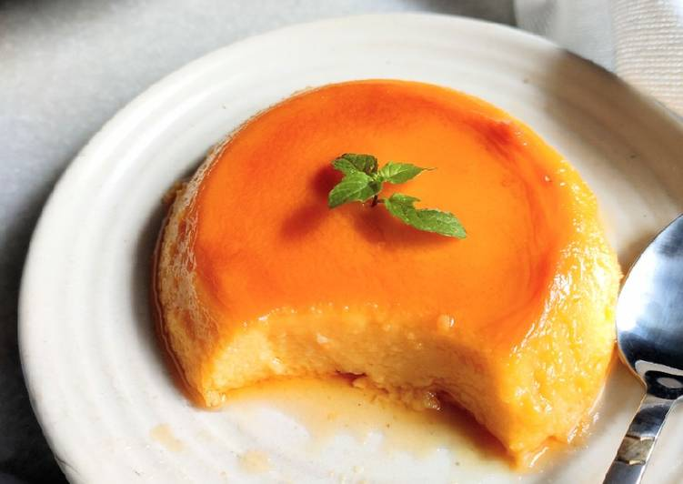 Easiest Way to Make Top-Rated Creme caramel or caramel custard