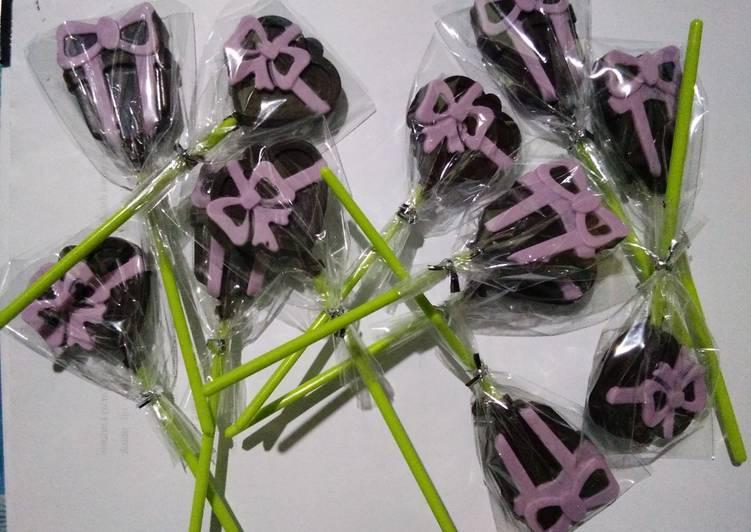 Coklat Lolipop