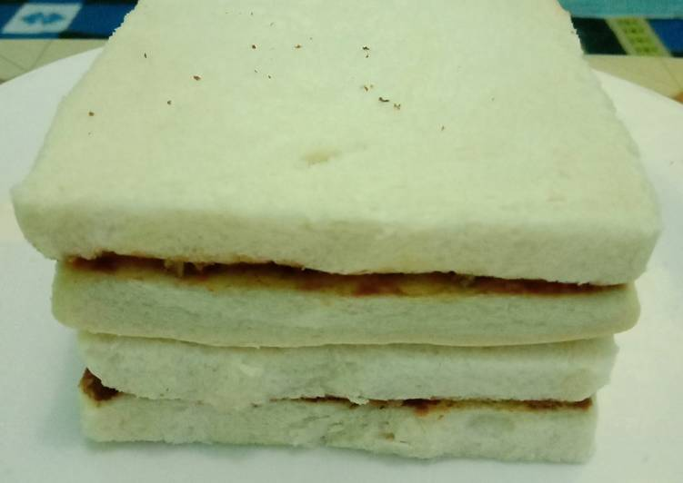 Roti Isi Sarden