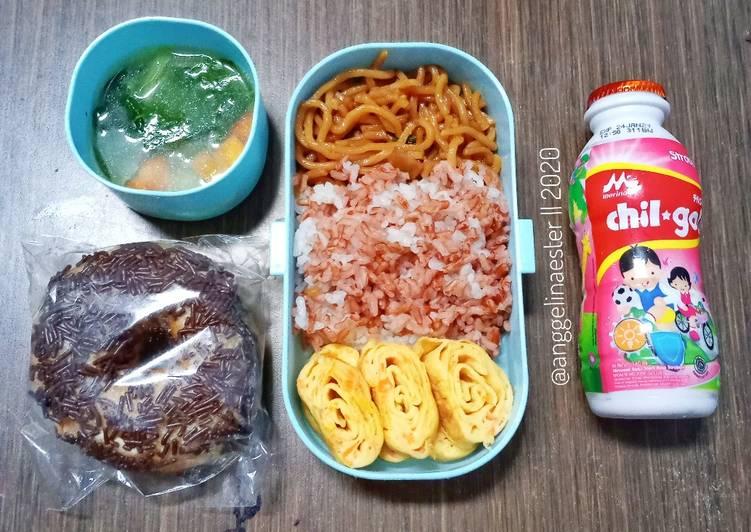 Telur Gulung Wortel (#bekalsekolah) - cookandrecipe.com