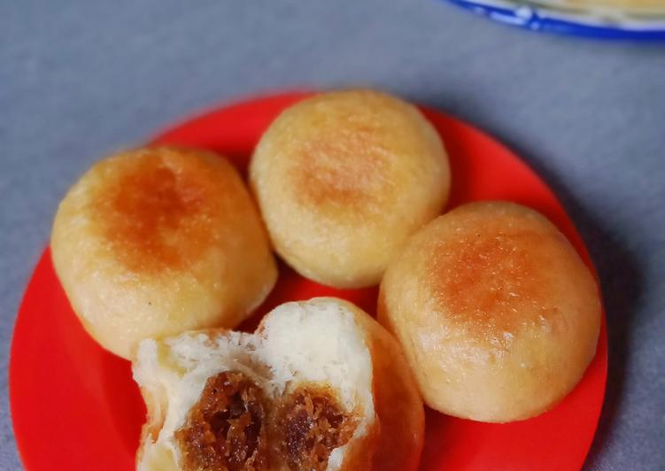 Resep Wadai untuk-untuk / roti goreng isi unti kelapa…