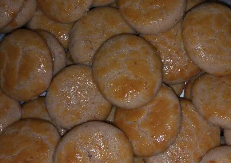 Cookies kacang lembbuutt
