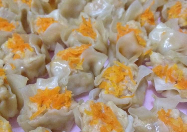 Shumai (fish shrimp pork)