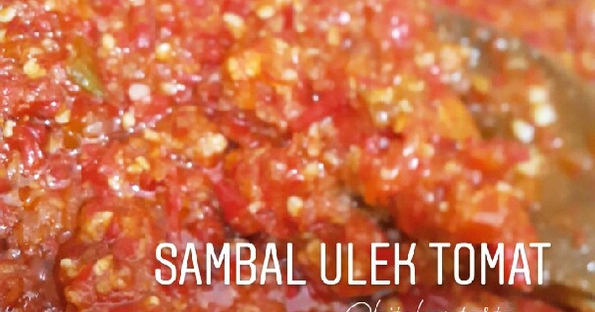 resep sambal enak  sederhana cookpad Resepi Sambal Belacan Laksa Sarawak Enak dan Mudah