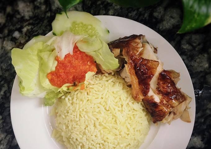 Nasi Ayam Bakar Versi Nurul