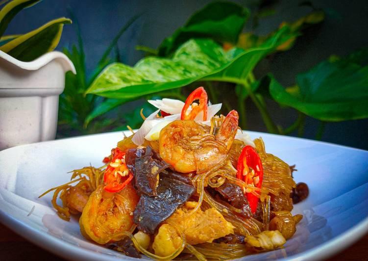Sohun Goreng RRT ala Chef Muhammad
