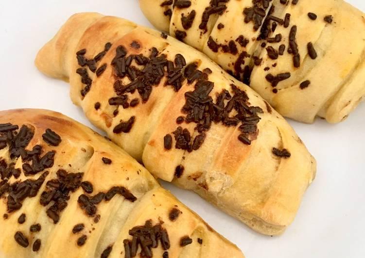 Roti Pisang Coklat