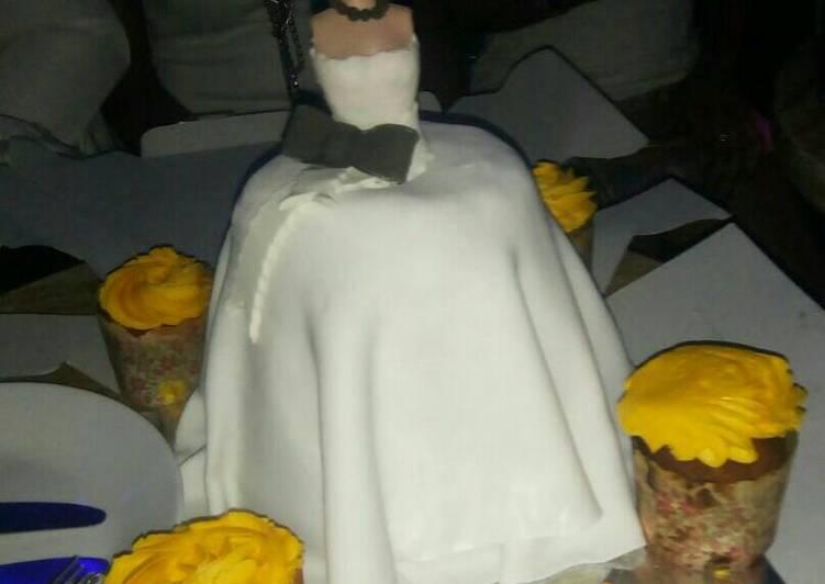 How to Cook Perfect Ladiesh white birthday cake