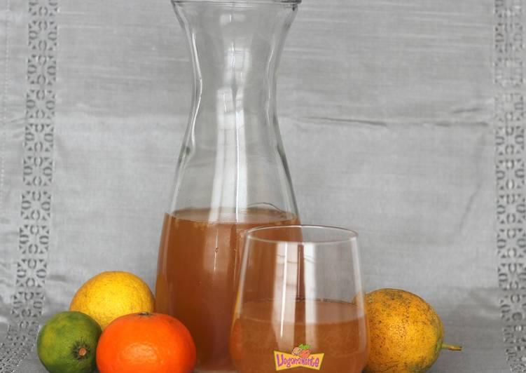 como hacer kefir de agua con miel