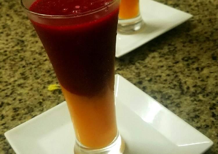 Mangobeet Juice