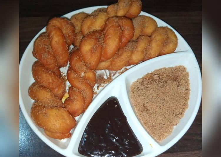 Steps to Prepare Ultimate Korean Doughnuts