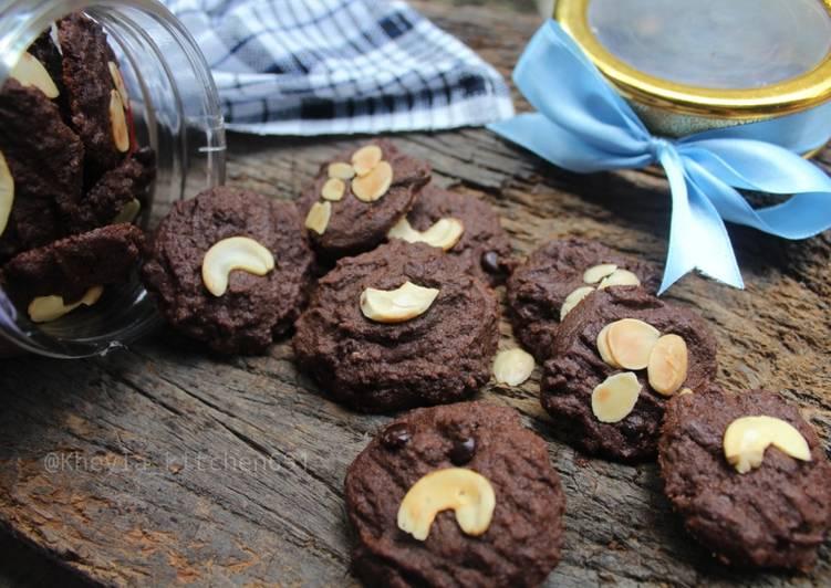 Coklat Mede Cookies Super Crunchy Crispy & Nyoklat rekomend (#kuelebaran)